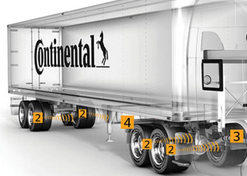 Continental TPMS  Add-On