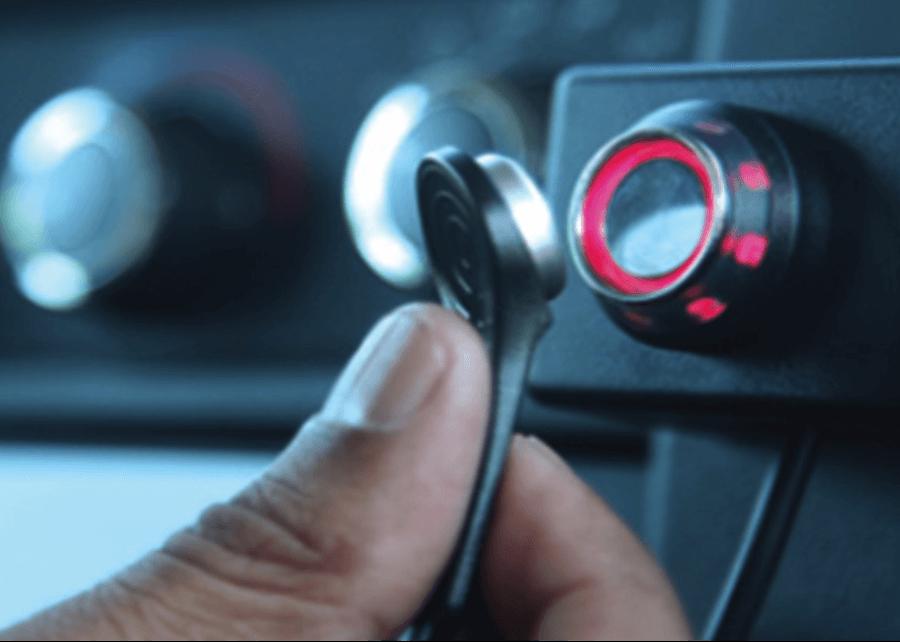 iButton Driver ID