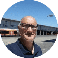 Manuel Rosendo, the Maintenance Manager of Tussam